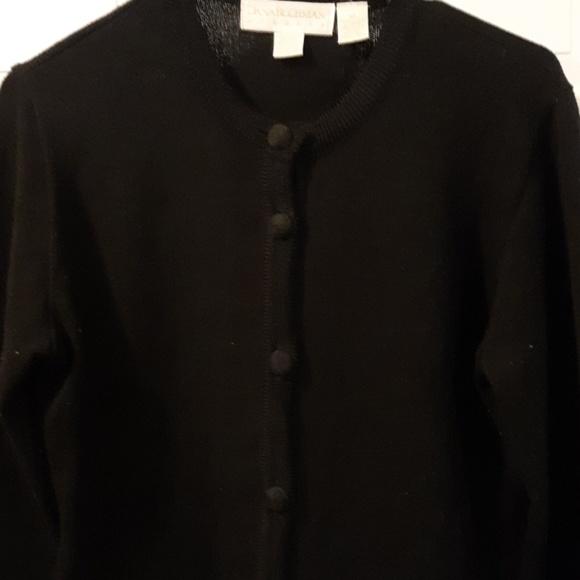 Dana Buchman Sweaters - Dana Buchman size m black sweater
